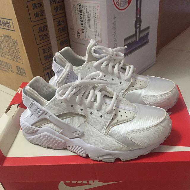 Nike 白武士 女鞋7號