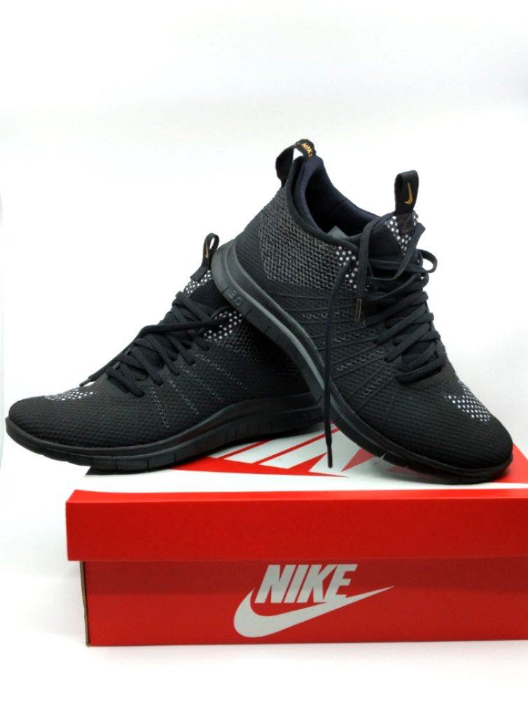 competitive price d8fee 94cc3 Nike Free Hypervenom 2 FC Black US8