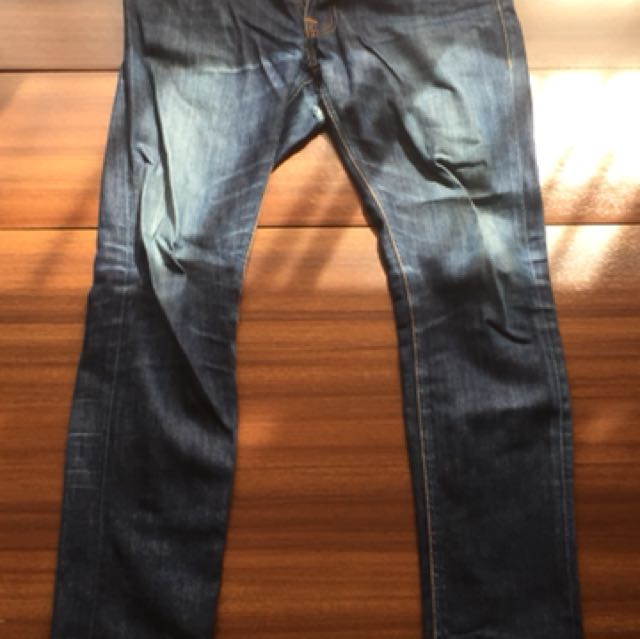 Nudie Jeans Tape Ted Authentic
