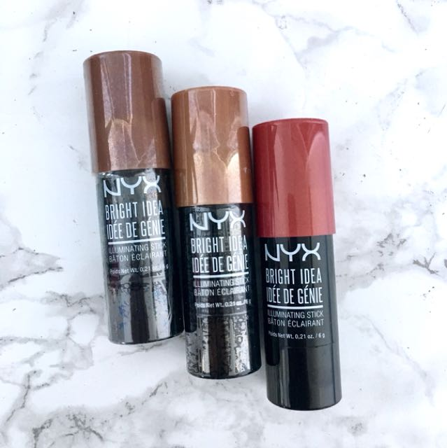 NYX 💡 Bright Idea Illuminating Sticks