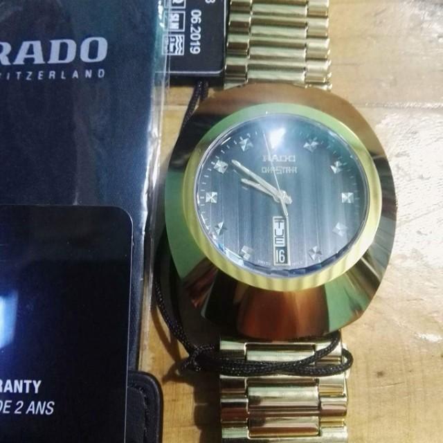 RADO Mens Watch Authentic
