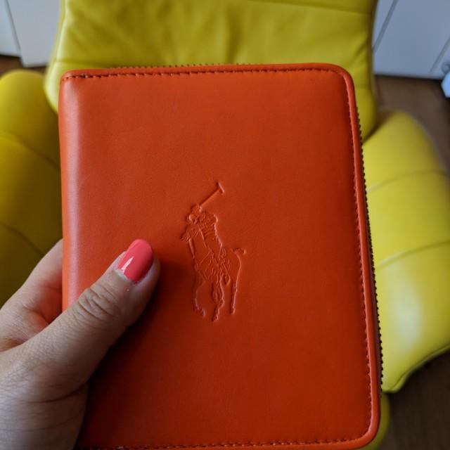 Ralph Lauren 兩用 護照&錢包