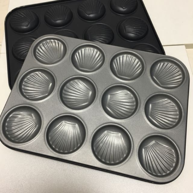 Seashell Cookie Mould