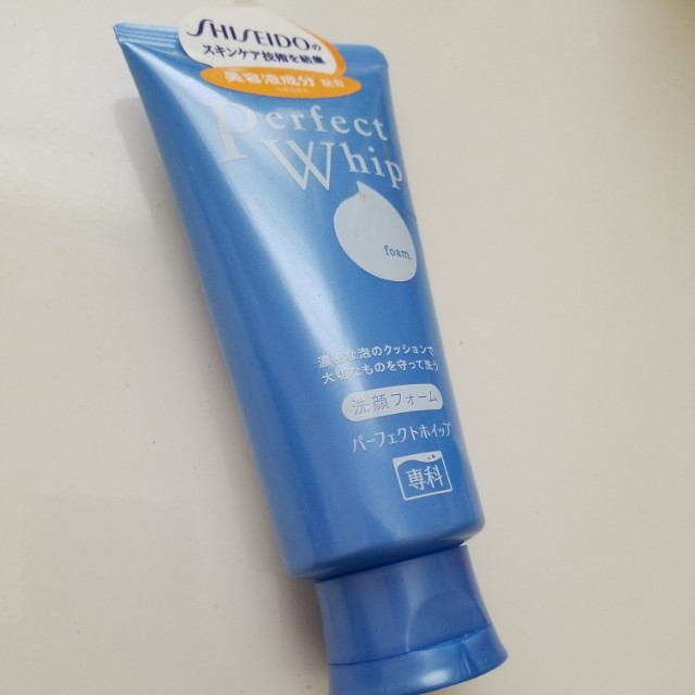 Shiseido Perfect Whip Face Cleansing Foam