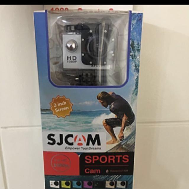 SJCAM sports Camera