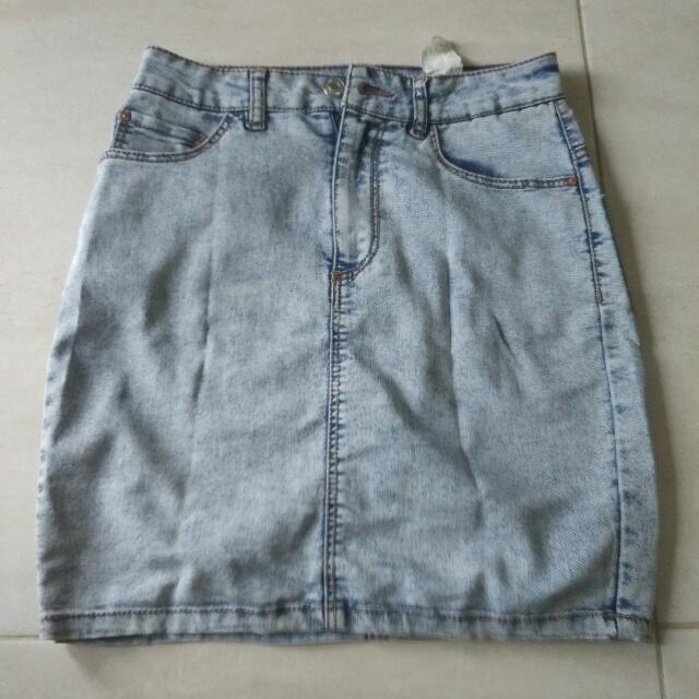 Skirt Pull&Bear