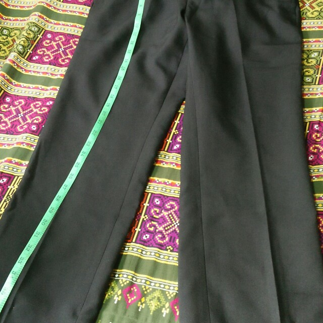 Slim-fit slacks