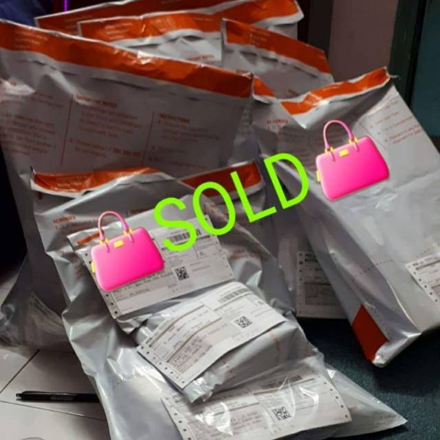 SOLD ITEMS!😍😍😍🚚🚚🚚