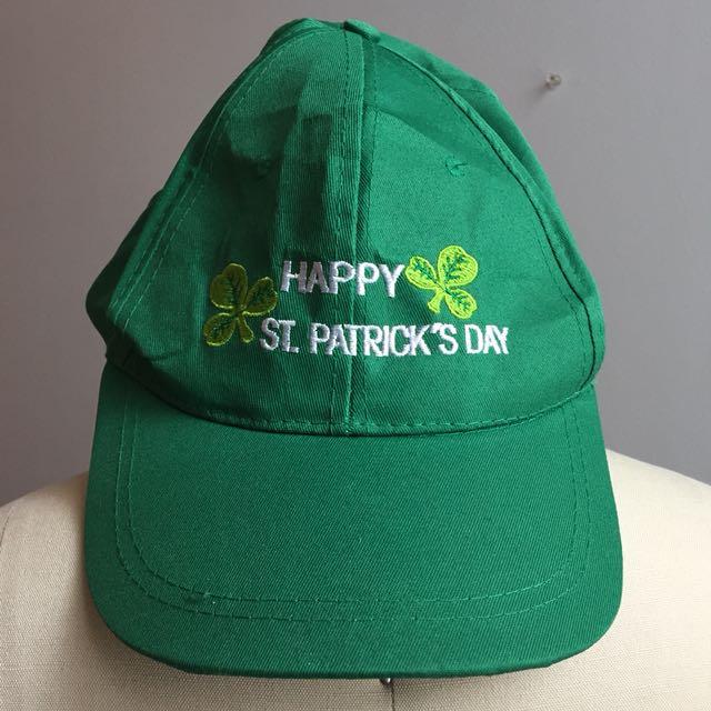 St.Patricks Day hat