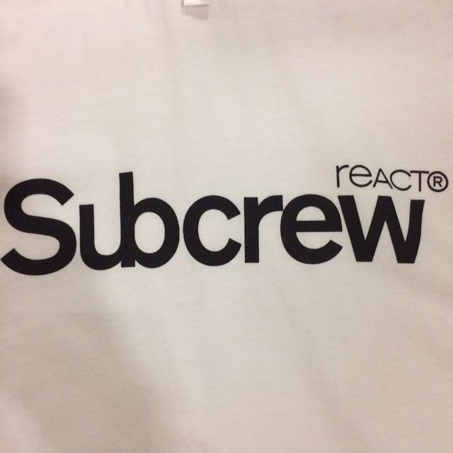 Subcrew 💯authentic