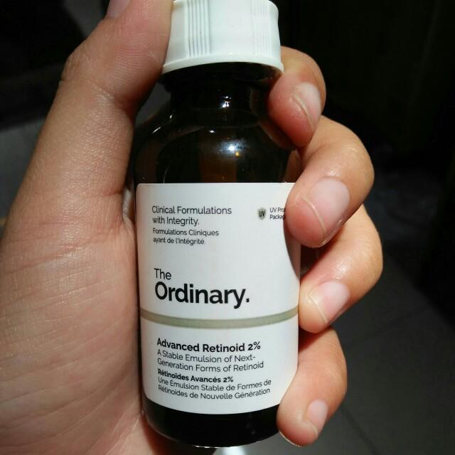 The Ordinary Advanced Retinoid 2%