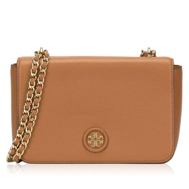 a359e15053b Tory Burch Whipstitch Logo Adjustable Crossbody Bag