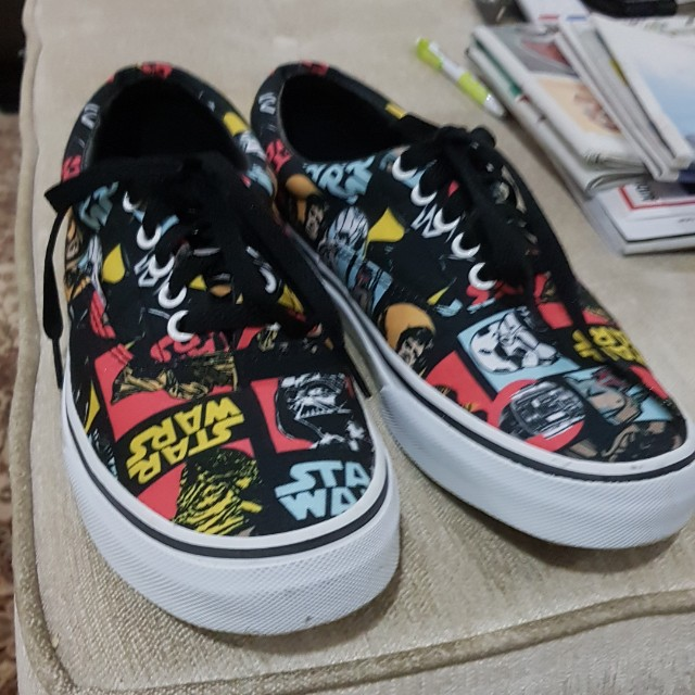 95eef0a664 Vans Star Wars Special Edition