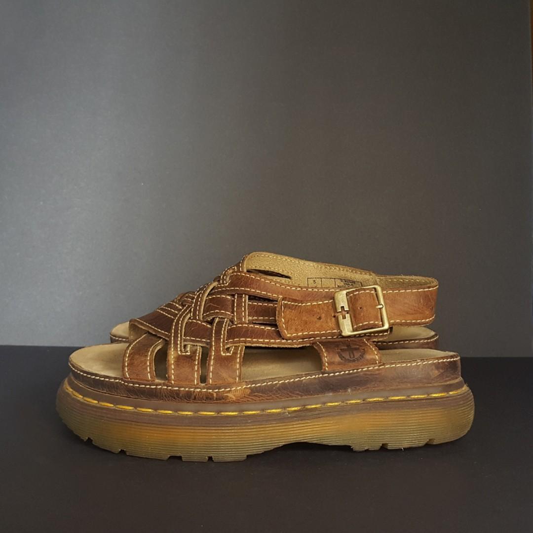 Vintage Dr. Martens Fisherman Sandals