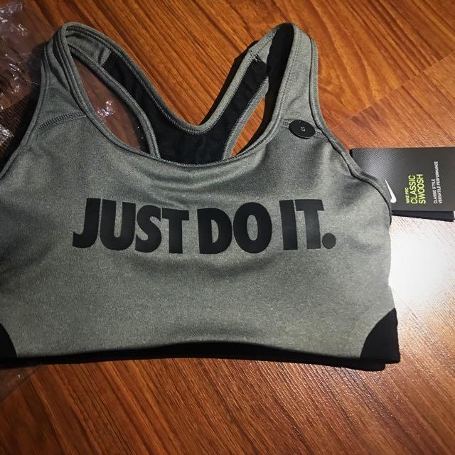 Women's Nike Pro Classic Sports Bra (New)