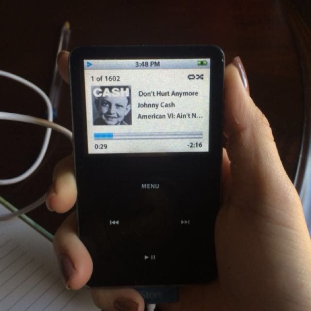 WORKS PERFECT iPod classic 30GB
