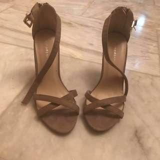 Primadonna Beige Sandals