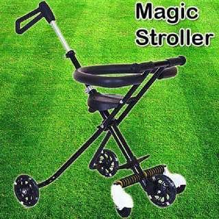 MAGIC STROLLER 5 WHEEL