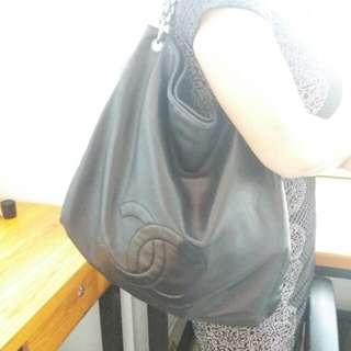 Chanel Hobo Bag Lambskin