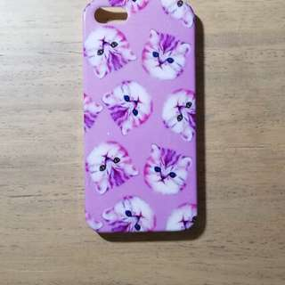 Used iPhone 5 cases