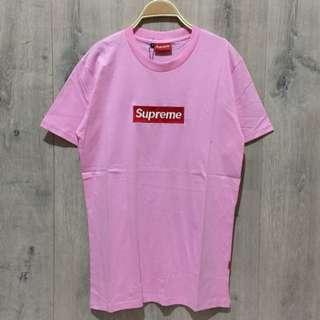 Supreme Tee Pink