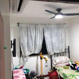 Room rental for $650