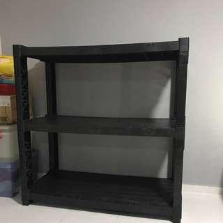 Toyogo 3 tier shelves rack
