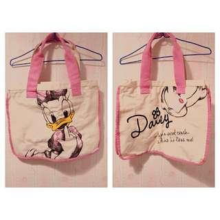 🏰 全新 日本迪士尼 Daisy 大袋 💕