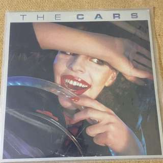 The Cars vinyl record