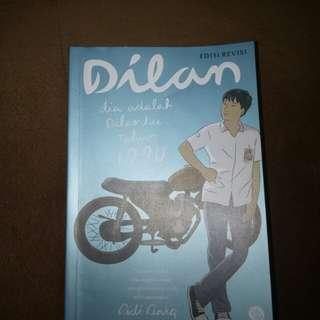 Novel Dilan 1990 (Original beli di Gramedia)
