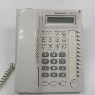 Used office phone handset -Panasonic KX-T7730