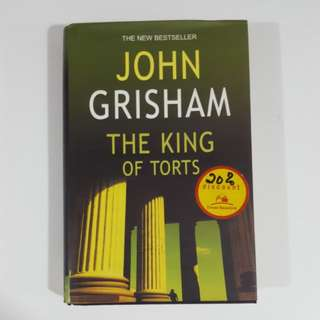 The King of Torts by John Grisham [Hardcover]