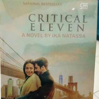 Novel Criticale