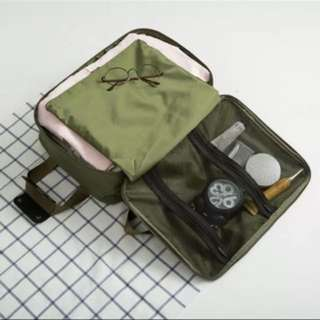 ✨CHIC✨ Aurea Portable Travel Convertible Luggage Shoe Bag