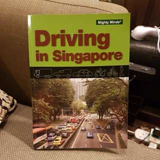 """Driving in Singapore"" Book"