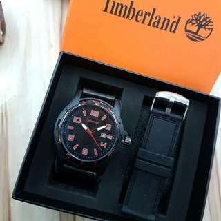 TIMBERLAND MEN LIMITED EDITION WATCH  BRAND