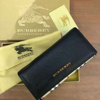 Burberry Leather Wallet