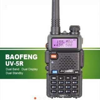 BaoFeng Handheld Radio