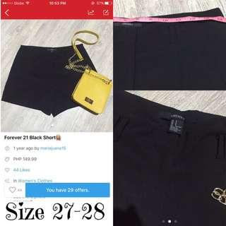 Fashion 21 HW Shorts
