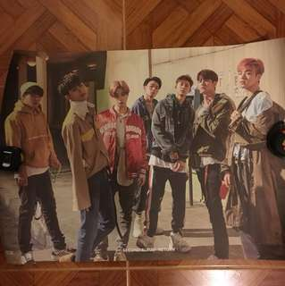 Ikon Return Double Side Poster