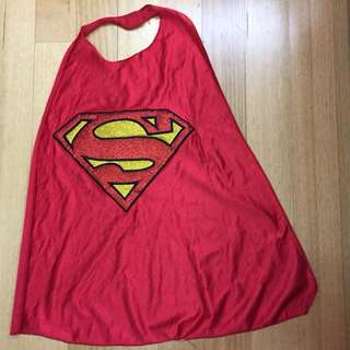 Superman Cloak (fr Gold Coast Australia)