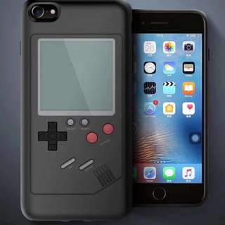 iPhone gameboy手機殼