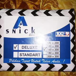 sprei ASnick (home made)