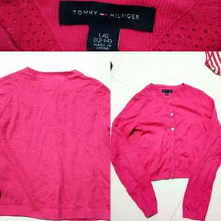 Tommy And Hilfiger Cardigan