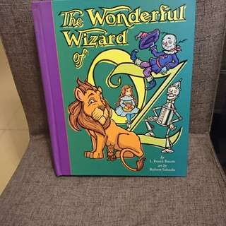 3D Book- Wizard of the Oz