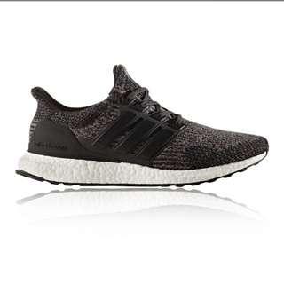Adidas Ultra boost 3.0 Wool / Utility Black