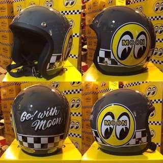 日本受權正品mooneye安全帽