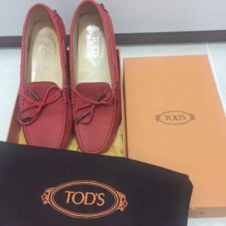 Tod's Driver Shoes