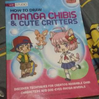 Guides to Chibi drawing