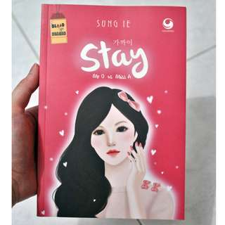 Novel STAY (Mr. O VS Miss A)